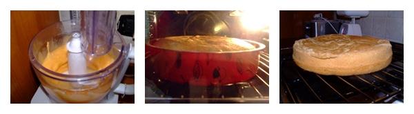 preparare blat de tort pandispan