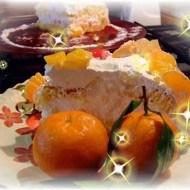 Tort De Frisca Cu Fructe