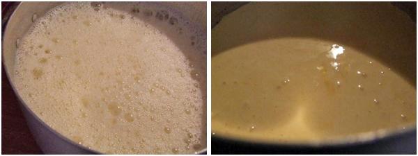 mod de preparare crema de vanilie