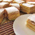 Zuppette – Prajitura Cu Crema De Vanilie