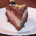 Tort de Ciocolata cu Mousse de Ciocolata