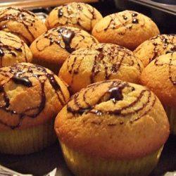 Muffins cu vanilie