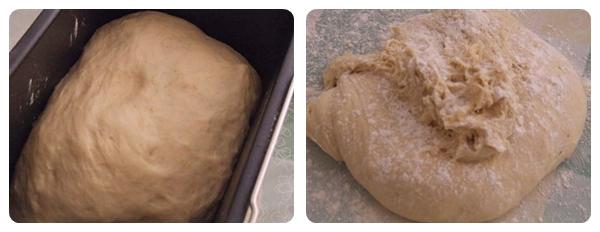 Placinta cu carne si cartofi - preparare aluat
