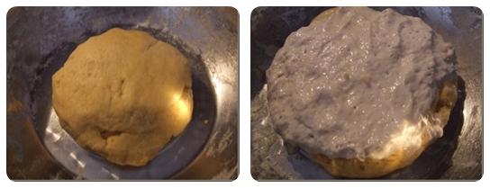 Gogosi italiene ciambelle - aluat