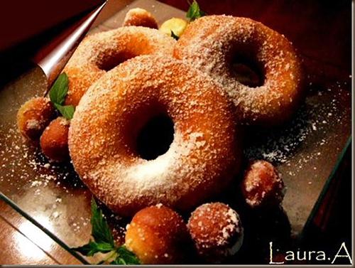 Gogosi italiene ciambelle