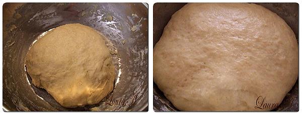 Placinte umplute cu marmelada - preparare aluat de placinte