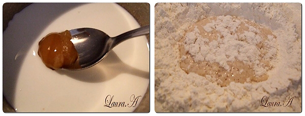 Placinte umplute cu marmelada - preparare aluat