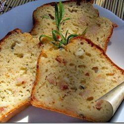 Chec aperitiv cu branza si sunca afumata