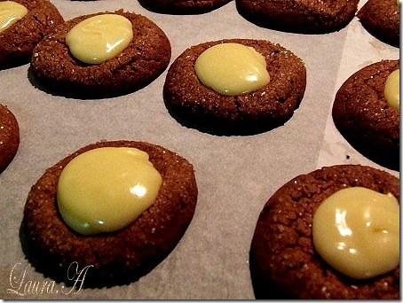 Biscuiti fragezi de ciocolata