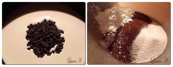 Crema de ciocolata la pahar ingrediente