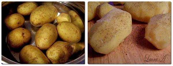 placinta de cartofi rosti