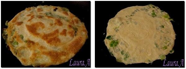 Pancakes prajite in tigaie