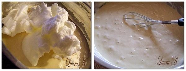 Clatite americane (American pancakes) - aluat pancakes preparare