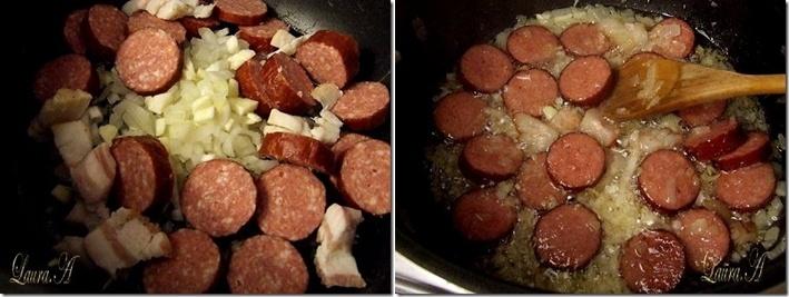Mancare de cartofi detaliu preparare