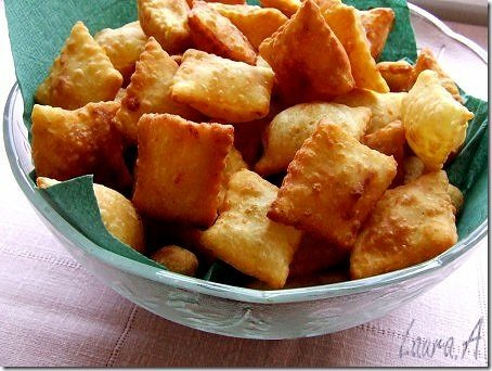 Pernute picante cartofi
