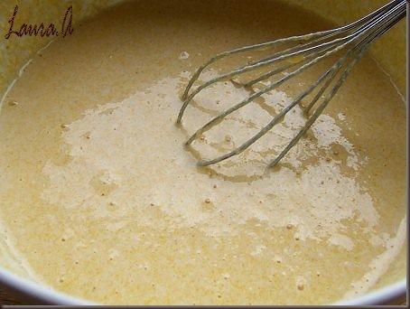 Pancakes Clatite Americane - aluat