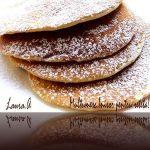 Pancakes – Clatite americane cu faina de porumb