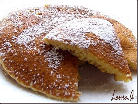 Pancakes Clatite Americane - sectiune