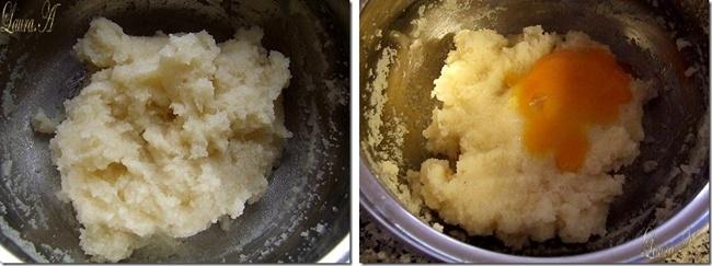 Supa de pui cu bulete de gris preparare aluat bulete