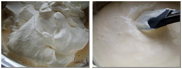 Crema de vanilie pentru bavareza