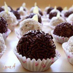 Trufe ciocolata