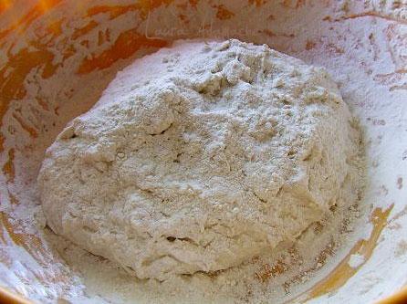 Aluat pentru paine rustica rapida