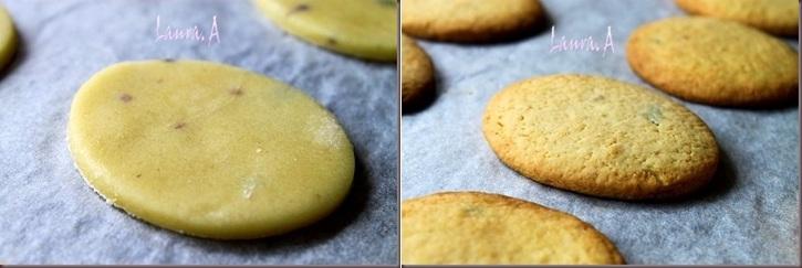 Biscuiti cu lavanda detaliu preparare - www.lauraadamache.ro