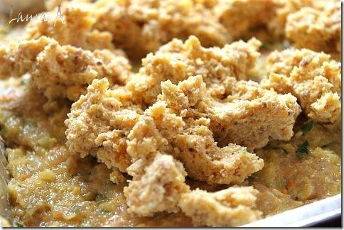 Pesmet pentru tarta de carne cu dovlecei