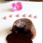 Lava Cake – Vulcan de ciocolata