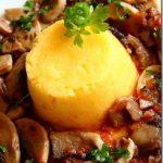 Tocanita de ciuperci