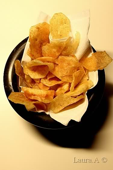 Chipsuri cartofi