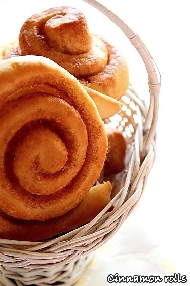 Cinnamon Rols - detaliu