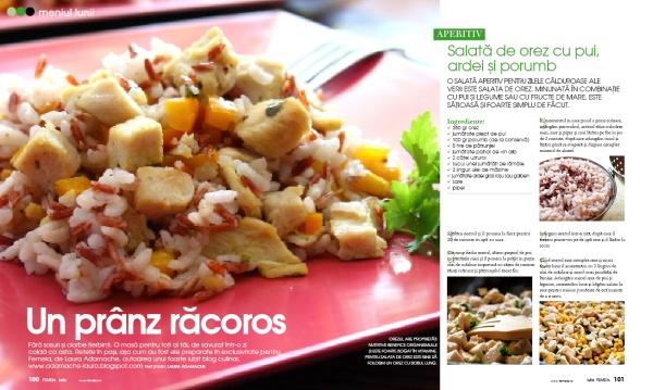 Salata-de-orez-cu-pui-ardei-si-porumb
