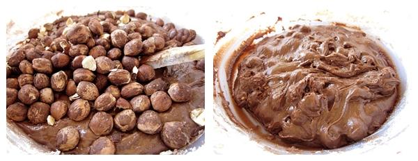 Biscotti cu ciocolata si alune