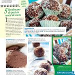 Bomboane de post cu nuca de cocos