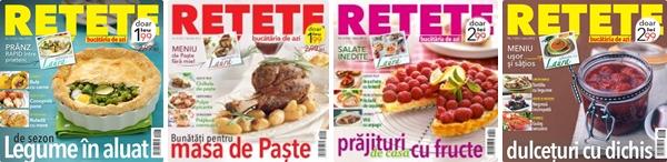 Revista Bucataria de Azi 2012