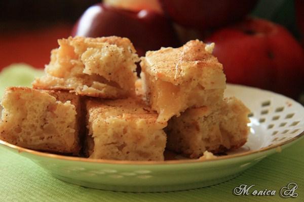 Prajitura cu mere si scortisoara - Reteta Bunatati Culinare