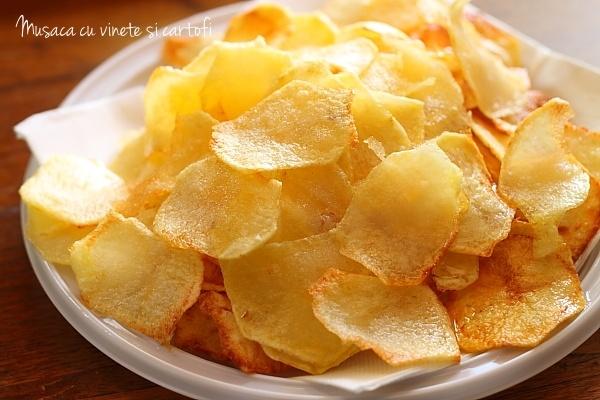 Musaca de vinete si cartofi preparare