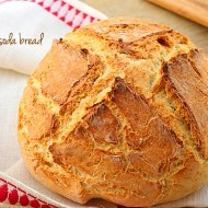Paine irlandeza – Irish soda bread