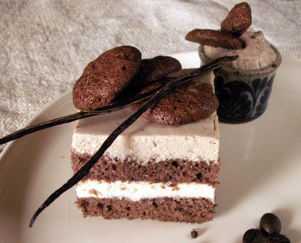 Tort cu vanilie si piper Sechuan - Reteta propusa de Beatrix Veres