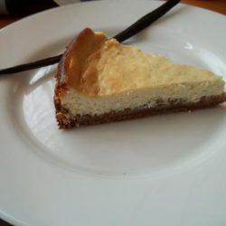Cheesecake cu vanilie – reteta propusa de Roxana's blog
