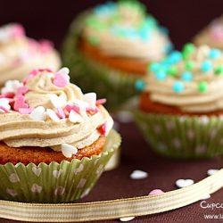 Cupcakes cu cafea