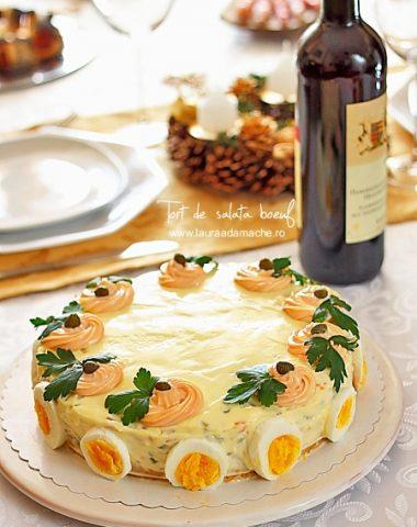 salata de boeuf tort
