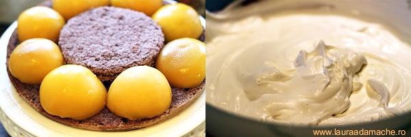 Tort Inimi de ciocolata asamblare