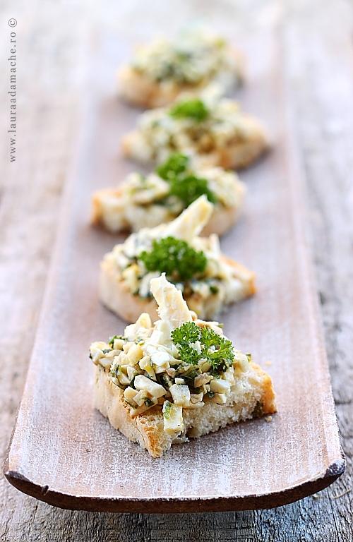 Salata dietetica de ciuperci