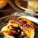 Muffins cu portocale si ciocolata