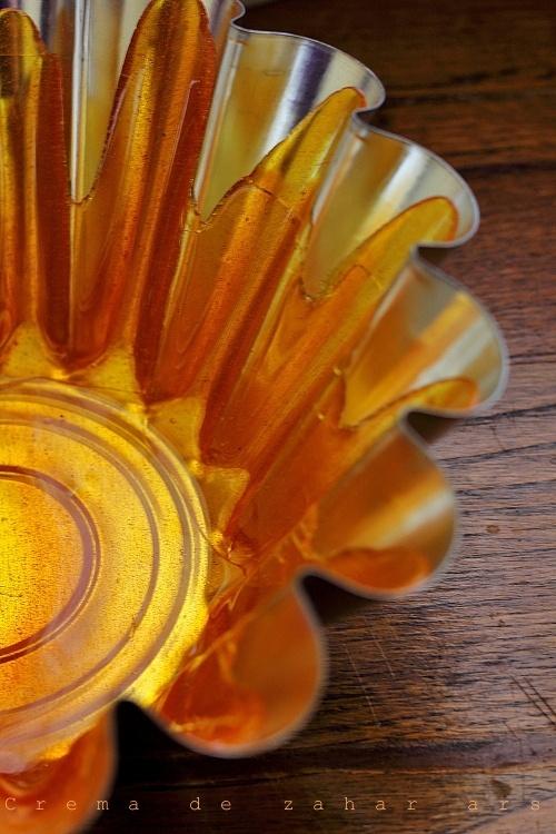 Crema de zahar ars cu albusuri - forma