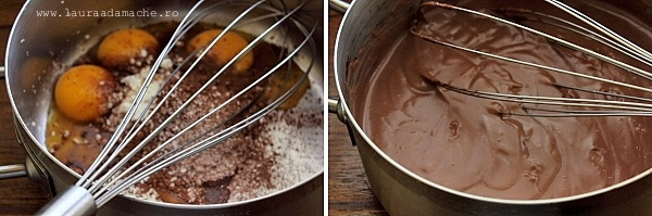 Preparare crema de ciocolata