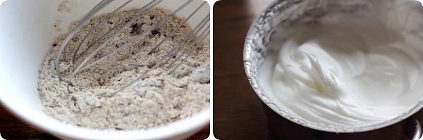 Prajitura cu dovleac si ciocolata - preparare