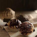 Muffins de Post cu Vanilie si Cacao